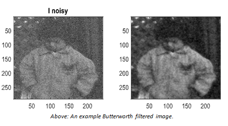 An example Butterworth filtered image.