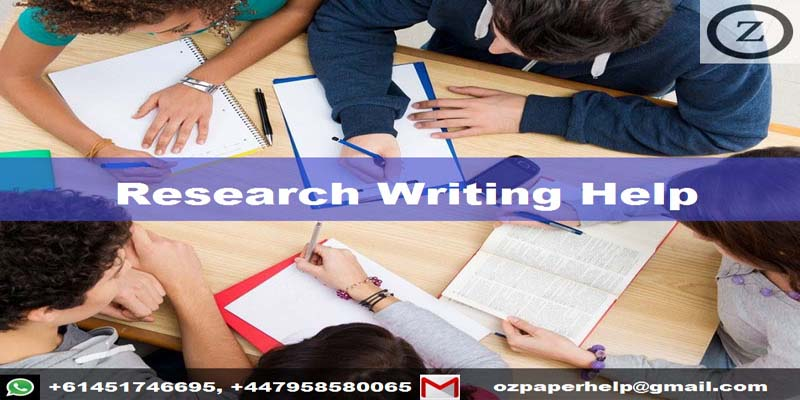 Research Writing Help
