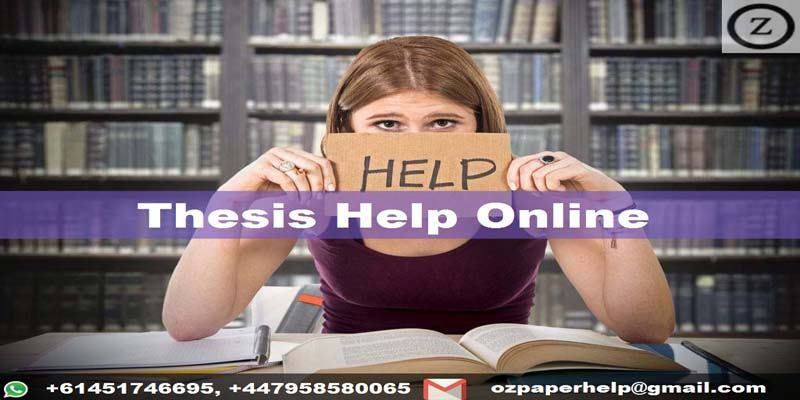 Thesis Help Online