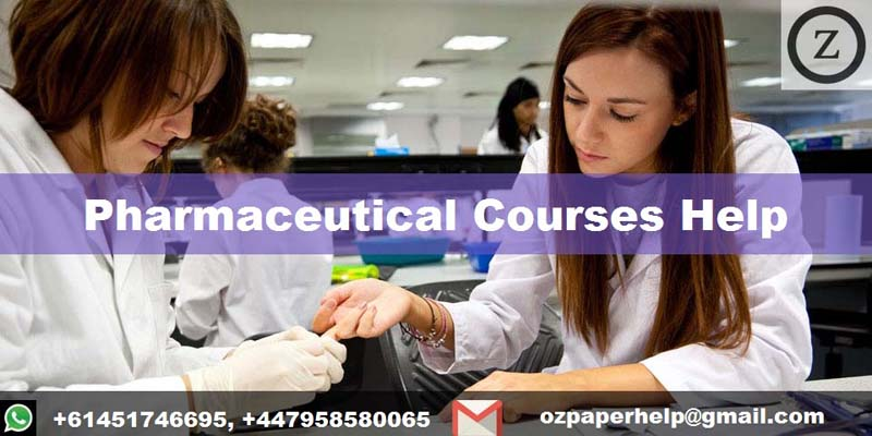 Pharmaceutical Courses Help