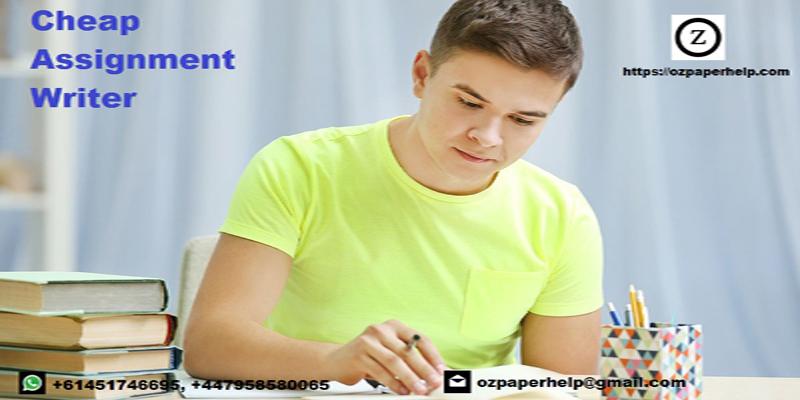 Cheap Assignment Writer