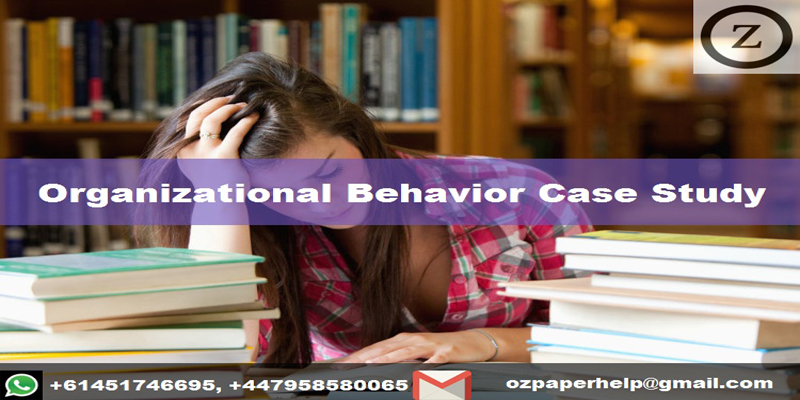 Organizational Behavior Case Study