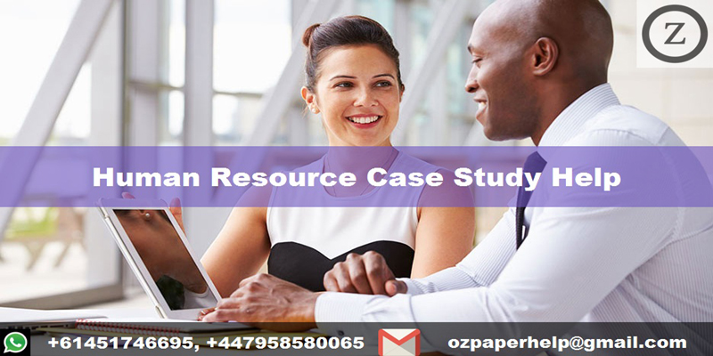 Human Resource Case Study Help