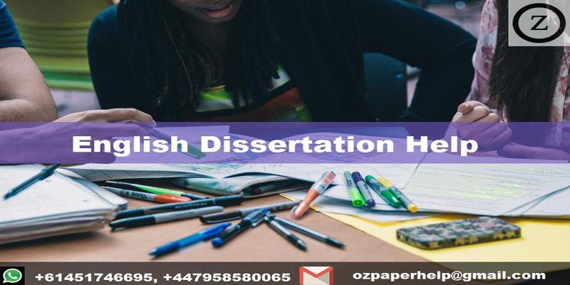 English Dissertation Help
