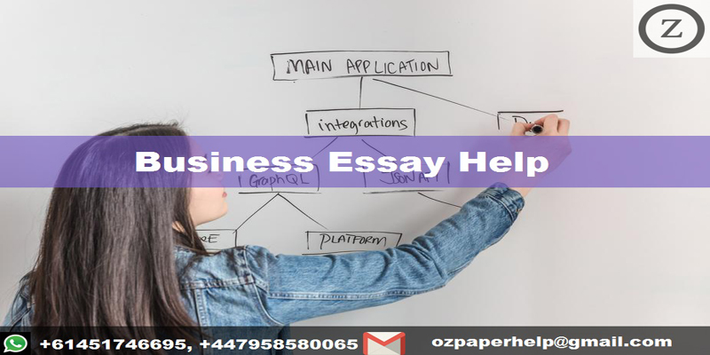 Business Essay Help