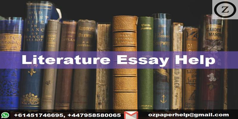 Literature Essay Help