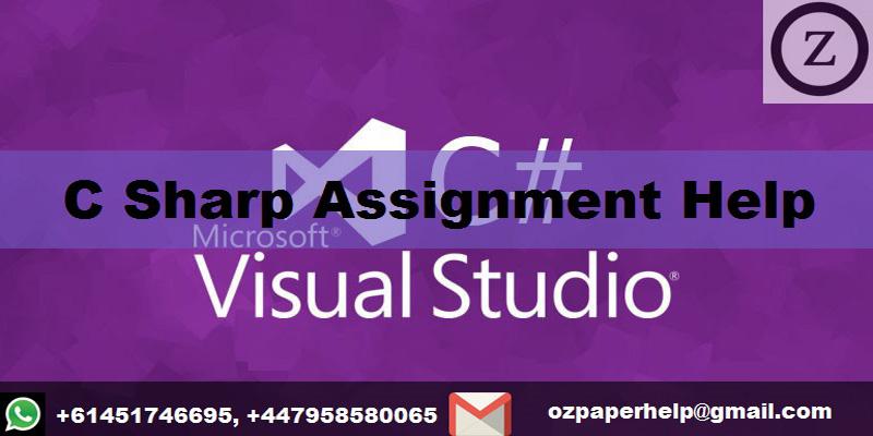 C Sharp Assignment Help