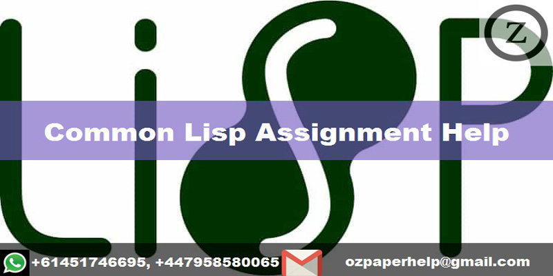 Common Lisp Assignment Help