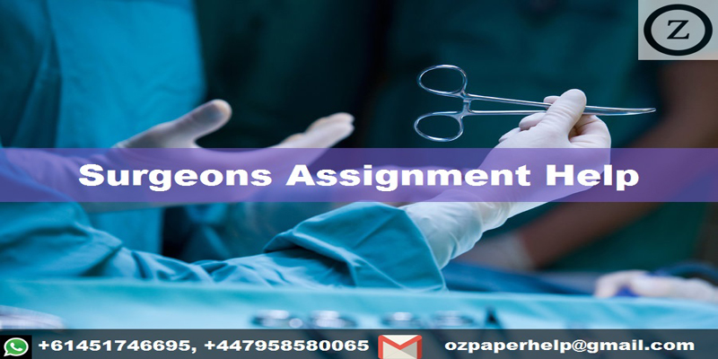 Surgeons Assignment Help