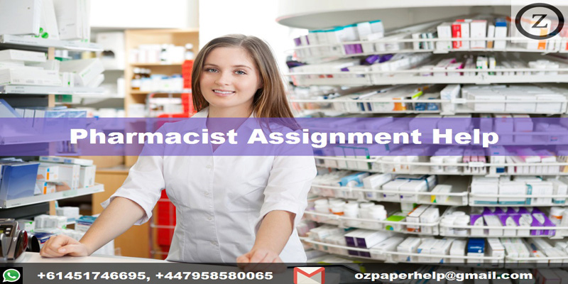 Pharmacist Assignment Help