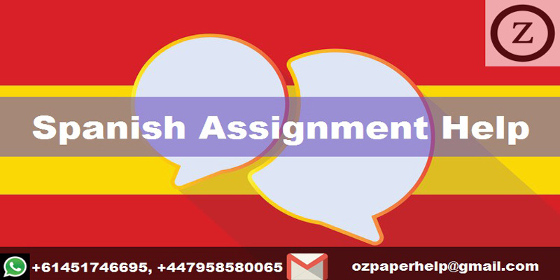 Spanish Assignment Help