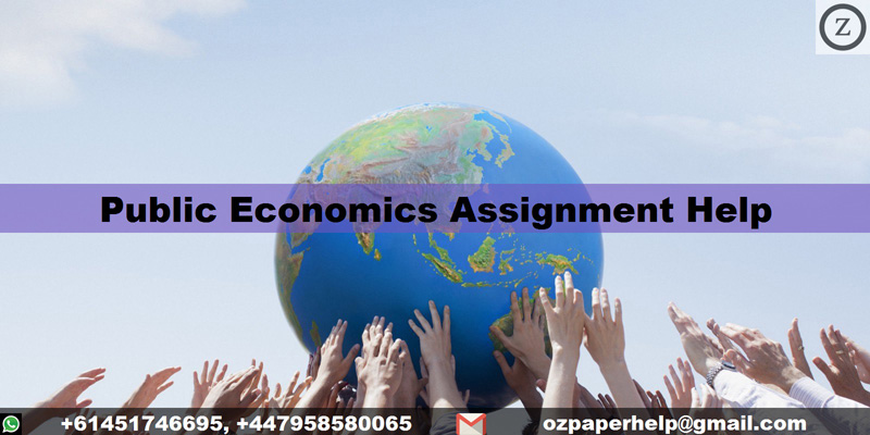 Public Economics Assignment Help