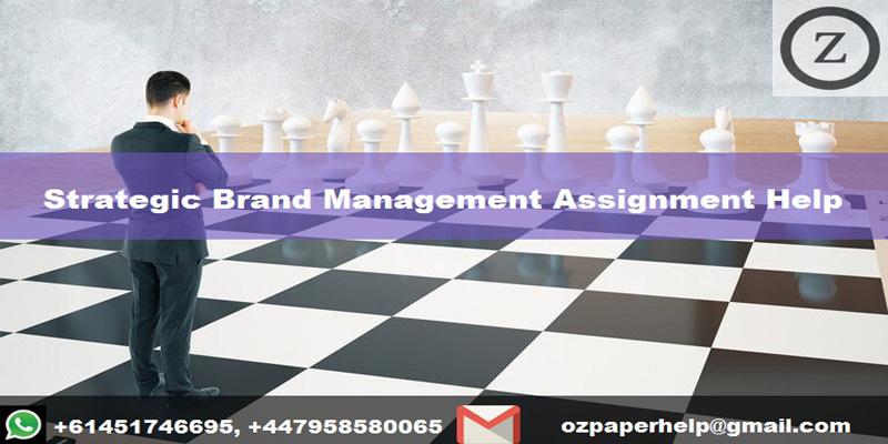 Strategic Brand Management Assignment Help