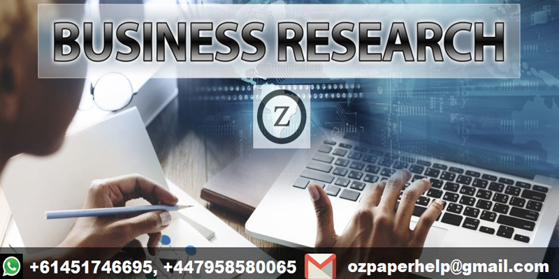 Business Research Methods Assignment Help