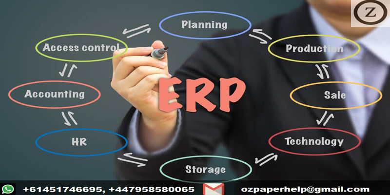Enterprise Resource Planning Assignment Help
