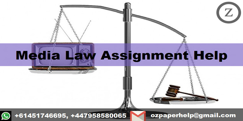 Media Law Assignment Help