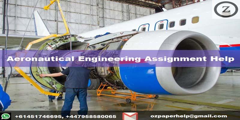 Aeronautical Engineering Assignment Help
