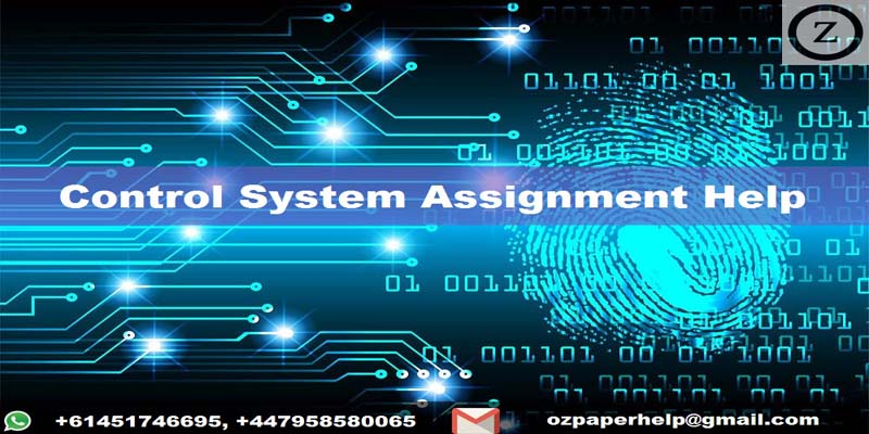 Control System Assignment Help