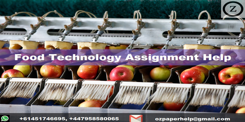 Food Technology Assignment Help
