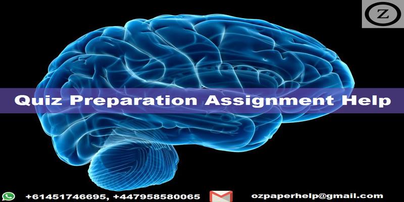 Quiz Preparation Assignment Help