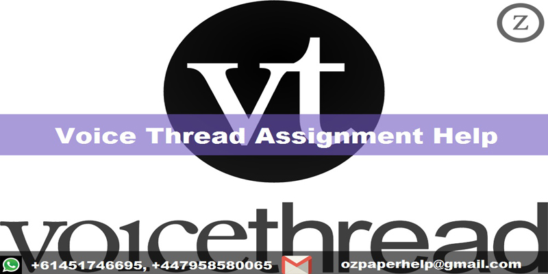 Voice Thread Assignment Help