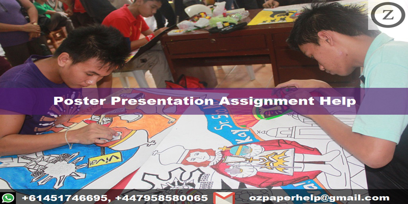 Poster Presentation Assignment Help