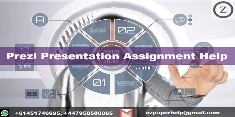 Prezi Presentation Assignment Help