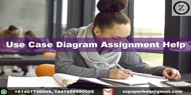 Use Case Diagram Assignment Help