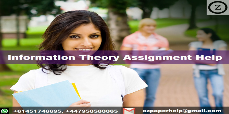 Information Theory Assignment Help