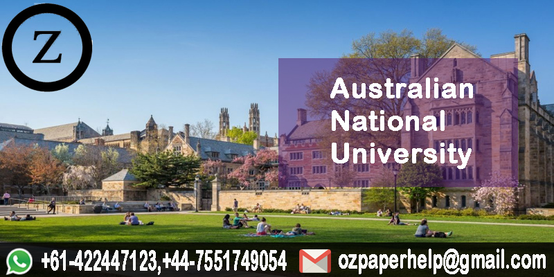 Australian National University ANU