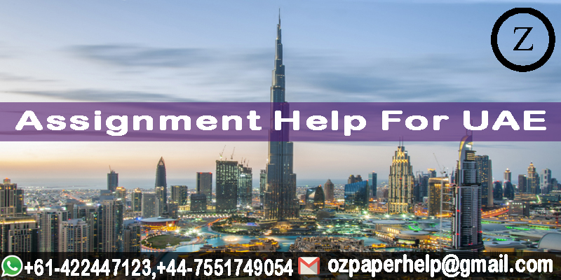 Assignment Help For UAE