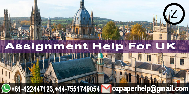 Assignment Help For UK