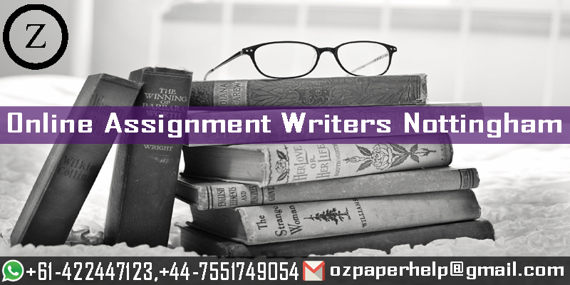 Online Assignment Writers Nottingham