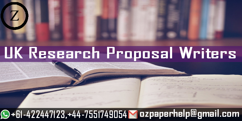 UK Research Proposal Writers