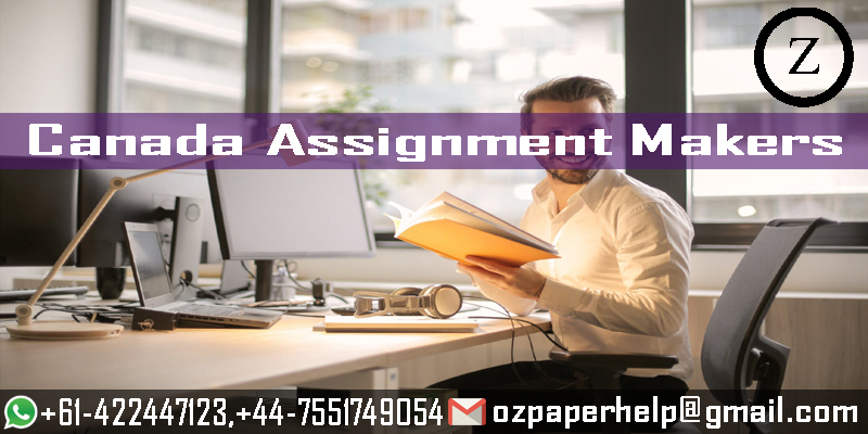 Canada Assignment Makers