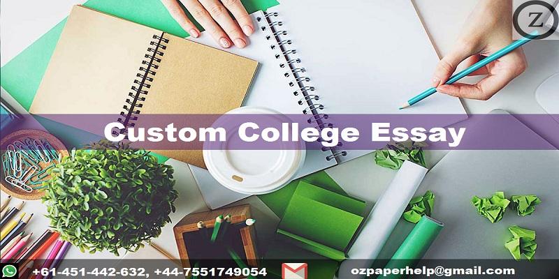 Custom College Essay