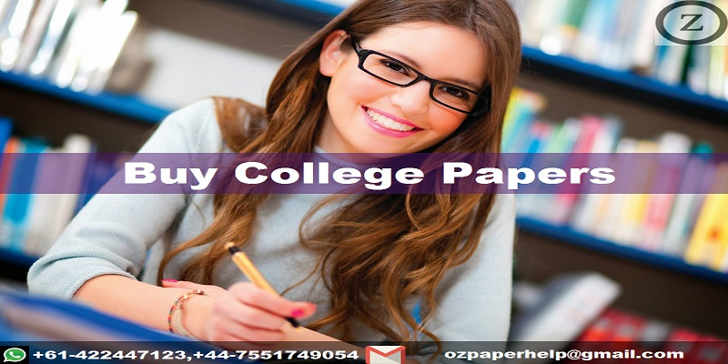 Buy College Papers