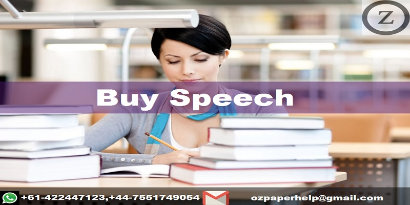 Buy Speech