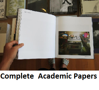 complete academic papers