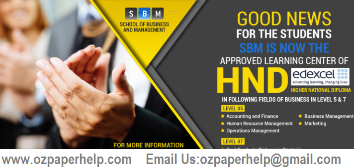 hnd assignment help london