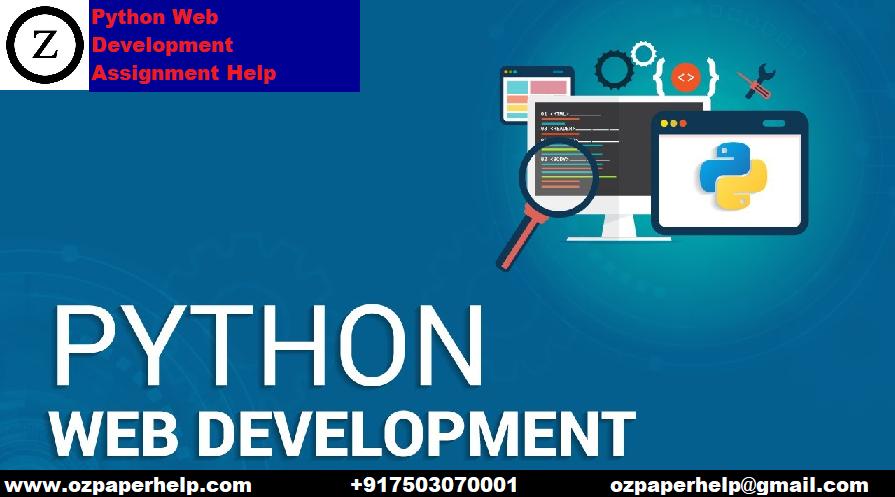 Python Web Development Assignment Help