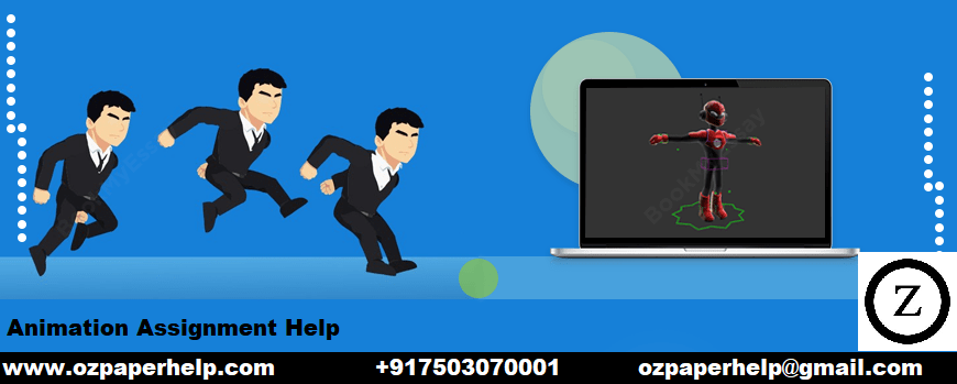Animation Assignment Help