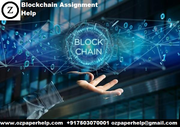 Blockchain Assignment Help