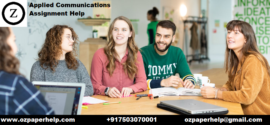 Applied Communications Assignment Help