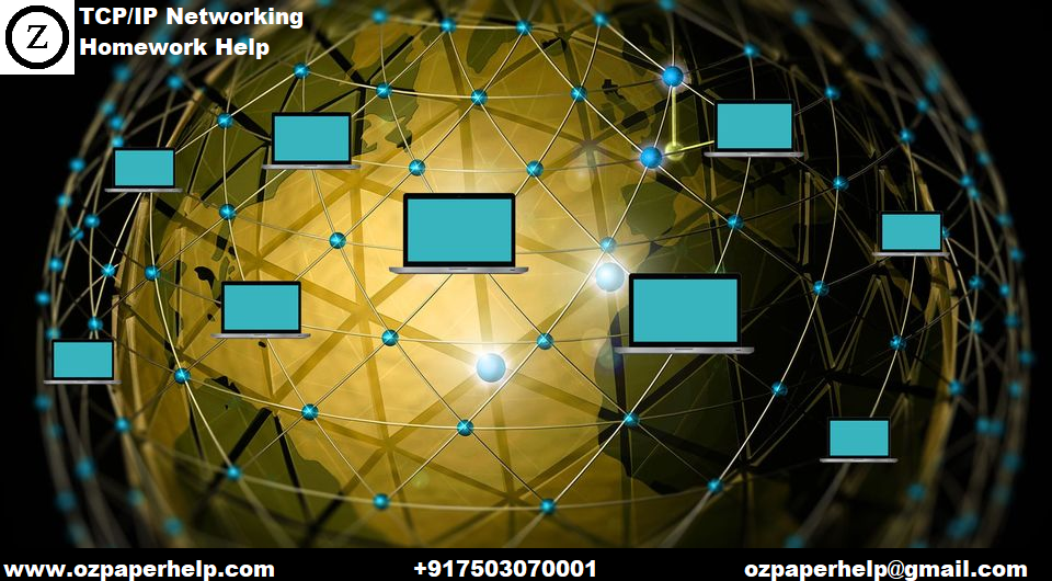 TCP/IP Networking Assignment Help