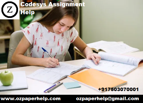 Codesys Assignment Help