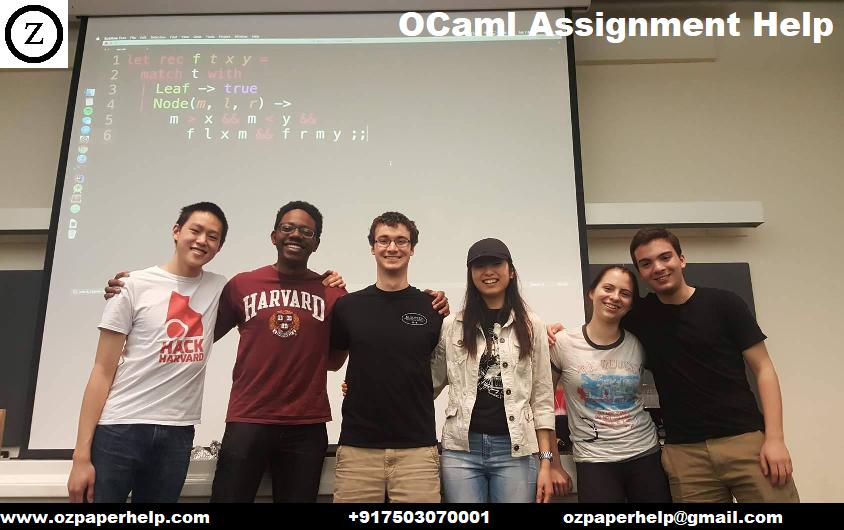 OCaml Assignment Help