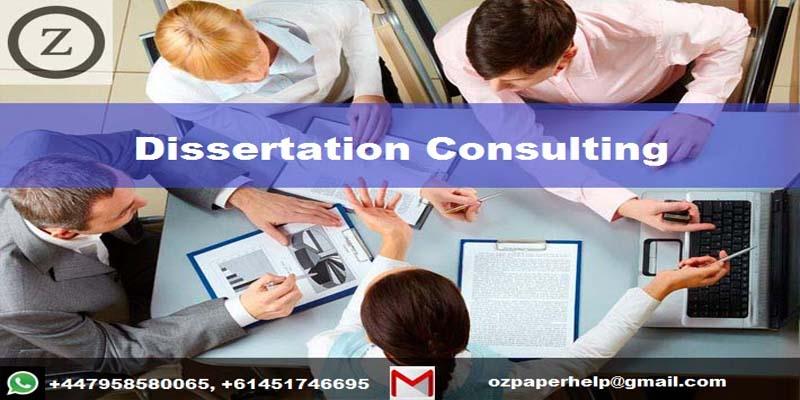 Dissertation Consulting