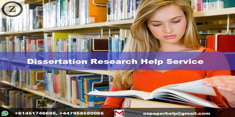 Dissertation Research Help Service