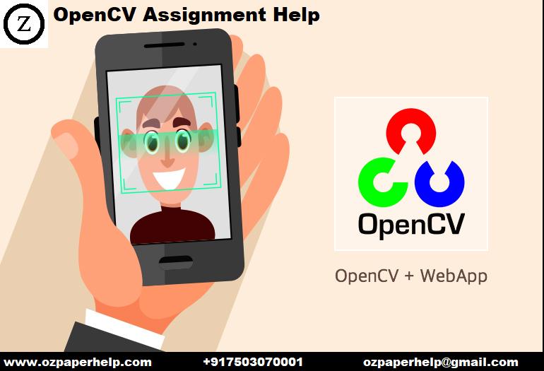 OpenCV Assignment Help